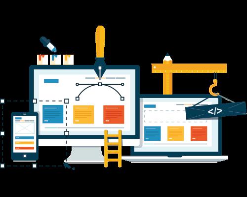 dịch vụ thiết kế website